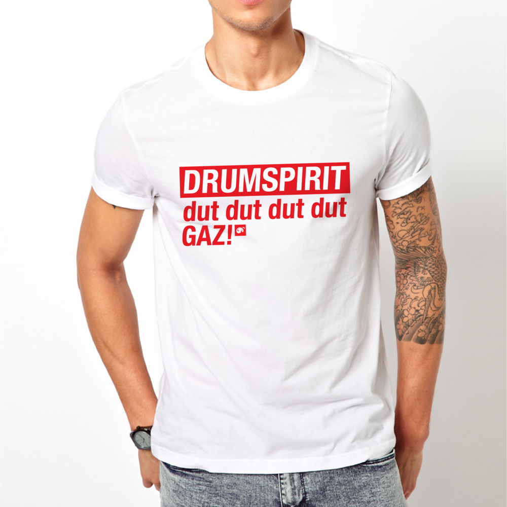 DrumSpirit Dut t-shirt € 10,00
