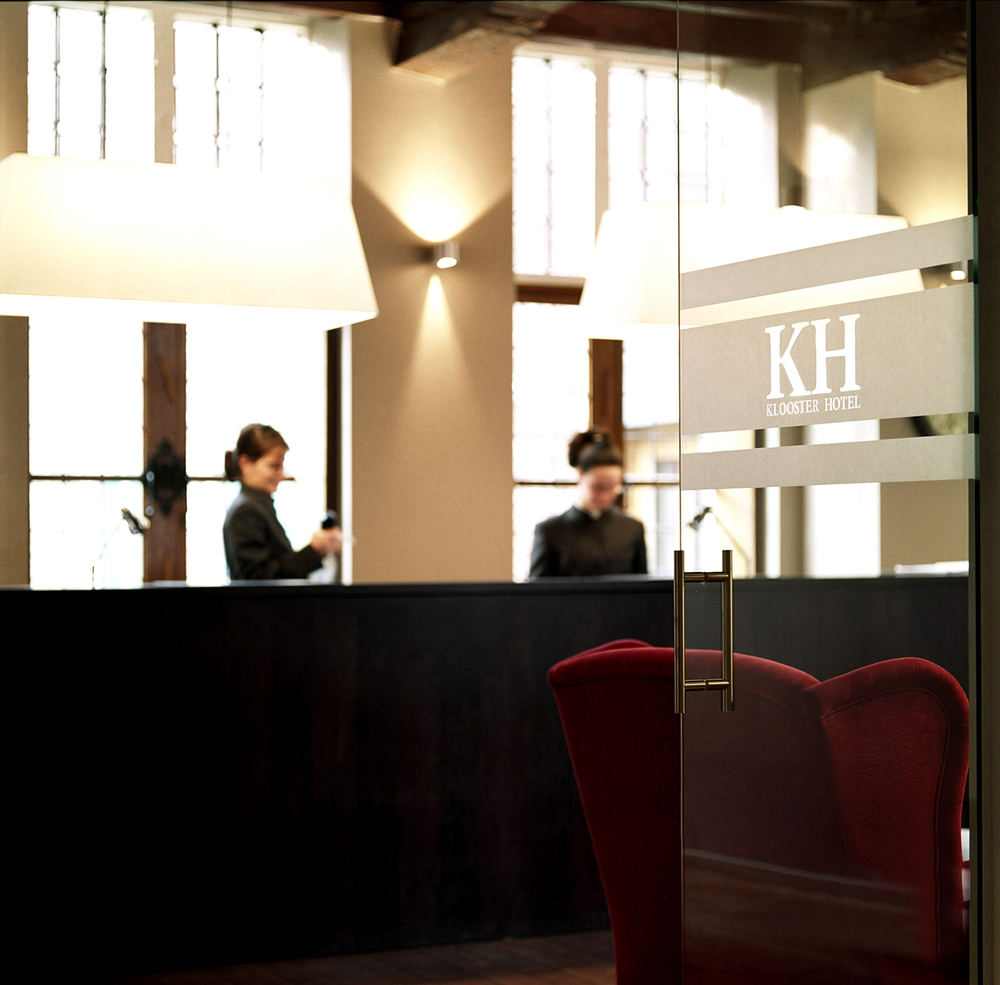 Martin's Klooster  Design: H. Martin