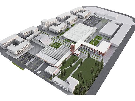 Studiu prefezabilitate hotel in cadrul ansamblului imobiliar mixt pe 140ha din Brasov (Coresi Business Park): Iun 2009