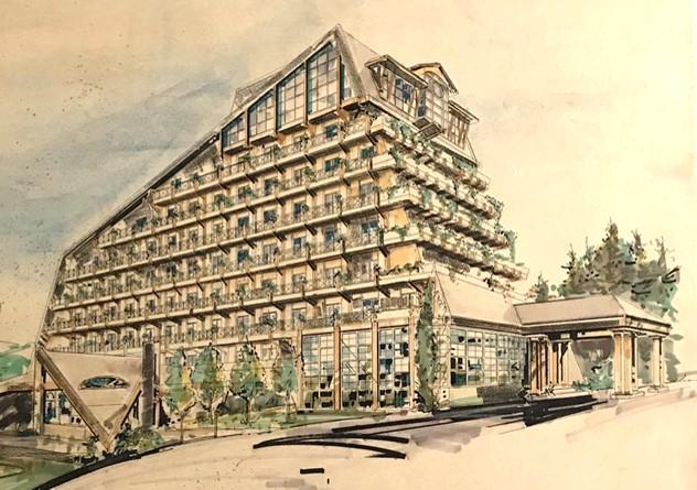 Evaluare comandata de partea vanzatoare pentru un hotel montan istoric, determinarea pretului minim acceptabil / 135 chei - Q3,4 2017