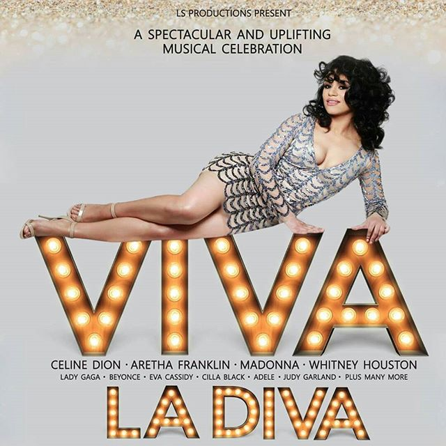 #VivaLaDiva ✨ it's going to be spectacular! Don't miss it! Tickets are on sale now. Go go go! Book book book! I'm #performing in this #March #11th. Get your tickets now my #gorgeous #people! #Hope to see you all there! #lsproductions #dixiedaye #lamproomtheatre #barnsley http://www.barnsleylamproom.com/