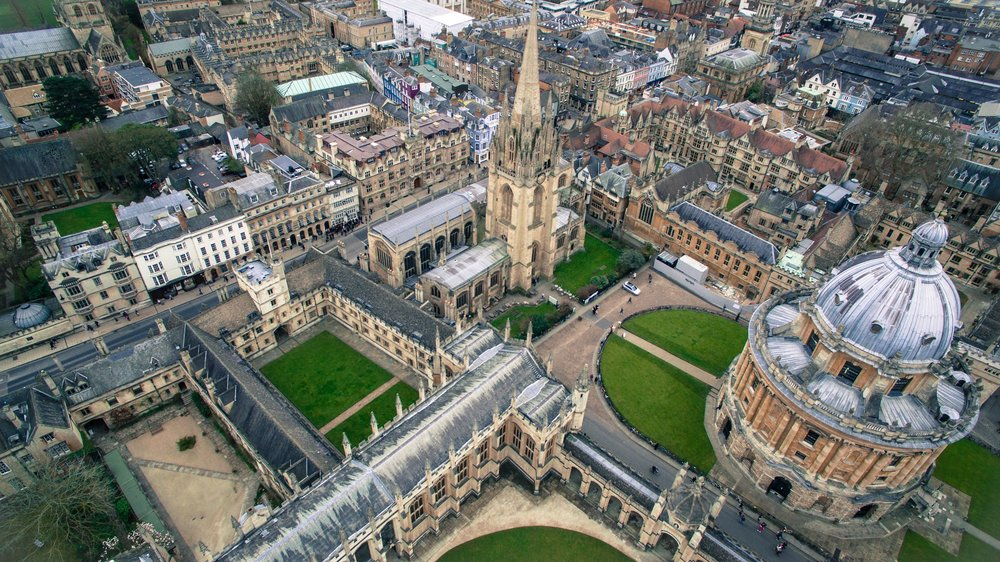 The dreaming spires of Oxford. Photo credit: Sidarth Bhatia.