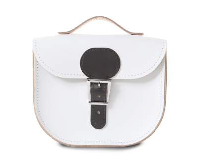 Half Pint Leather Satchel
