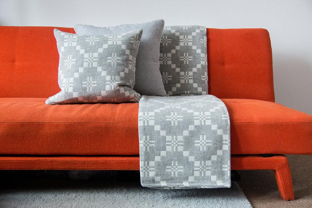 Melin Tregwynt Throws + Cushions