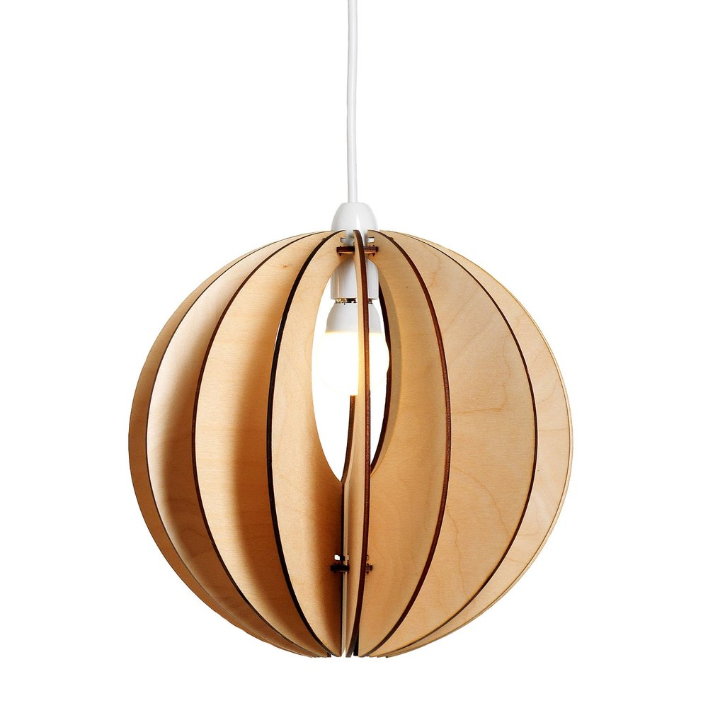 2 - Sphery Lightshade  - by byKirsty I love this lampshade. Lampshades are my favourite item to buy for my home. I do love a statement lampshade and this one is totally that.