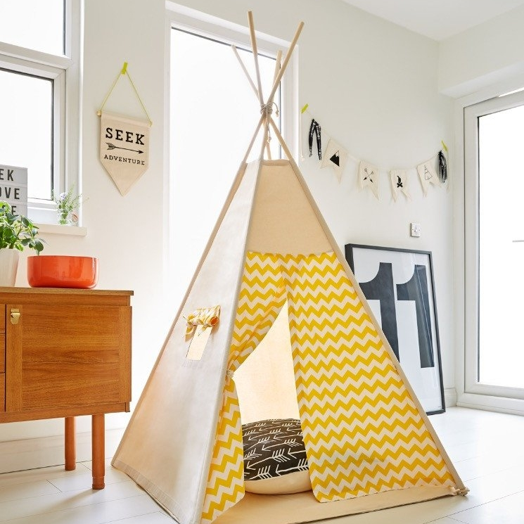 3. TeePee  - by Little Me TeePee. Little Me tee-pees, Janine and I have recently been working on a few collaborations together and her craftsmanship is superb. They are definitely pieces to treasure for a lifetime.