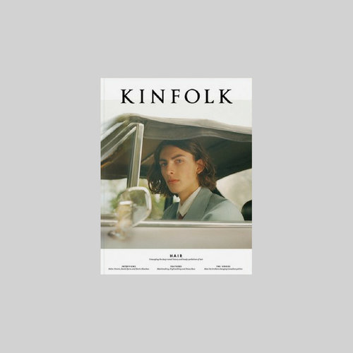 3. Kinfolk Magazine  - Volume 2. Because I read every issue!