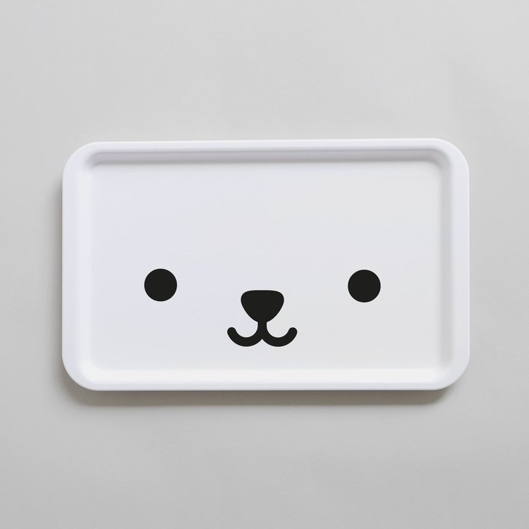 1. Bear Tray - by Buddy + BearI have the matching cups (that I bought from your shop in fact!) and my kids love them! They're cute and really hardwearing, despite being dropped/thrown countless times