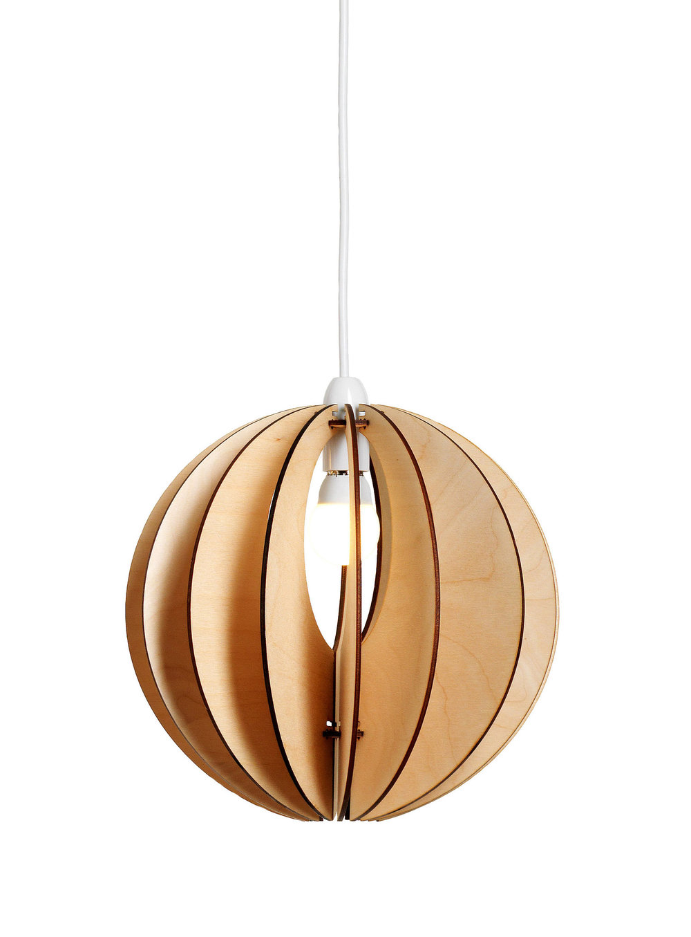 1. Sphery Light shade - by KirstyIf you are looking for individual styling and have a passion for beautifully made products Sphery will be perfect for you.