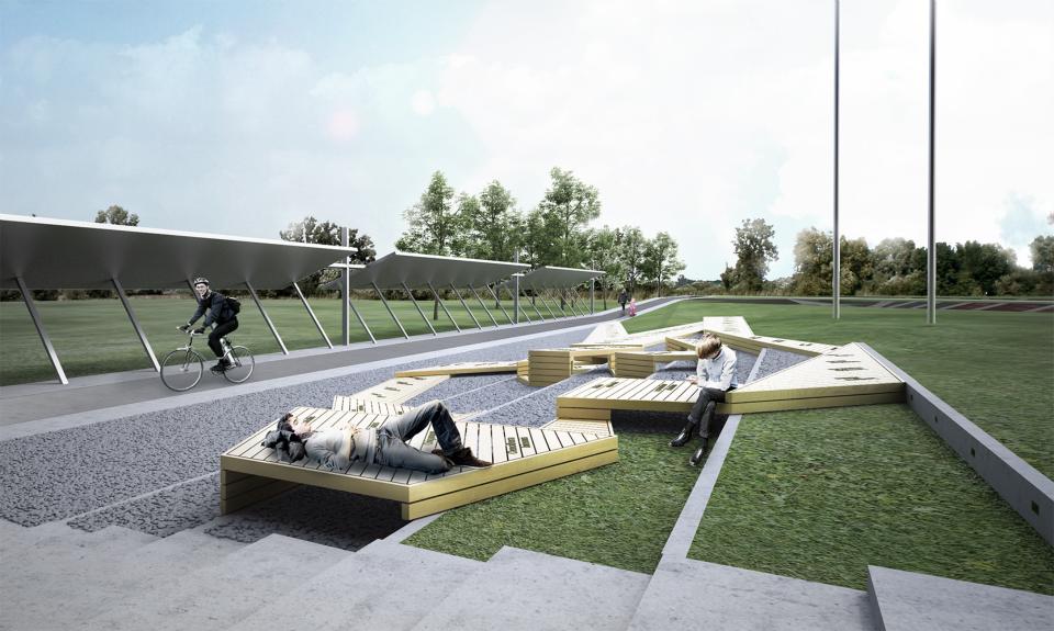 kunstikonkurss arhitekt projekt
