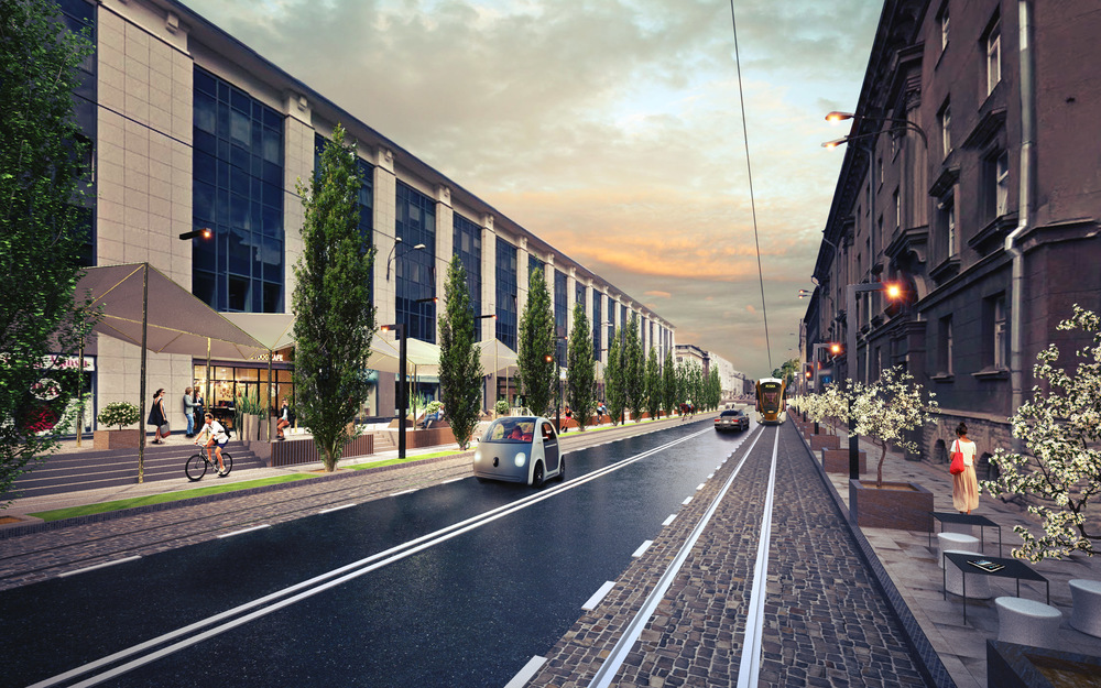 narva maantee arhitektuur