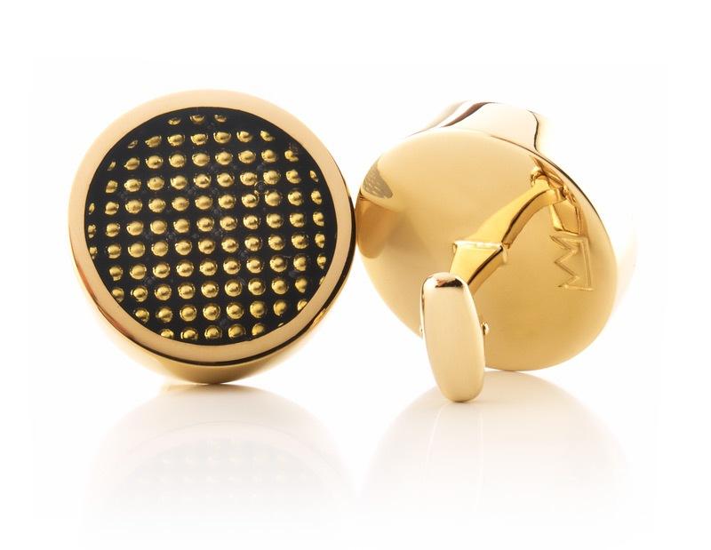 Gold Stud Cufflink.jpg