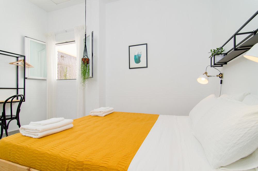 Double room with shared bathroom at Zalamera B&B (10 of 92).jpg