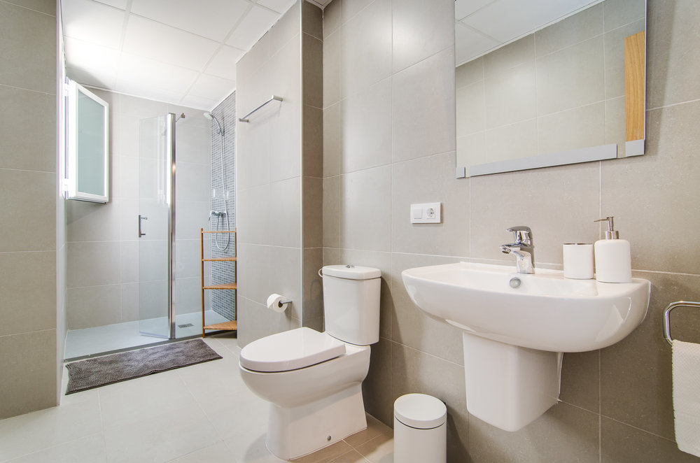 Bathroom of Zalamera B&B in Valencia, Spain (2).jpg