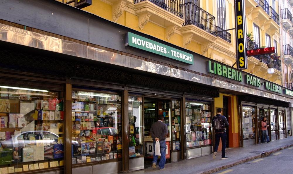 Book Shop Valencia.JPG