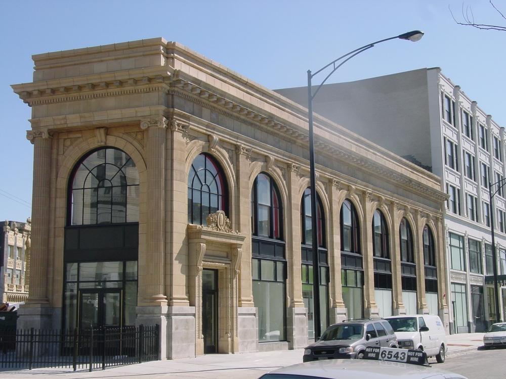 Broadway & Racine