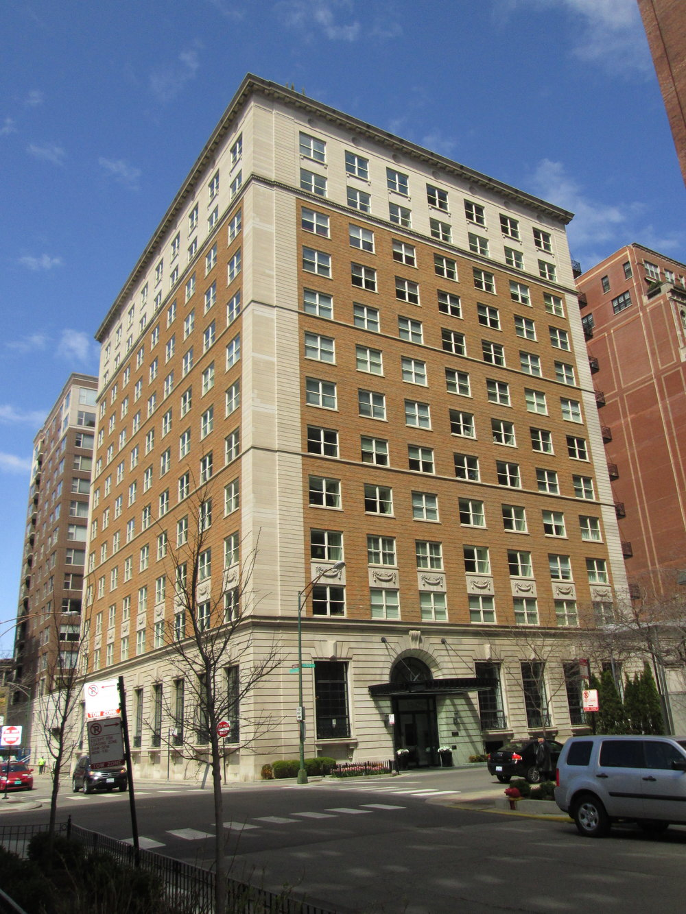 The Ambassador Condominium Building
