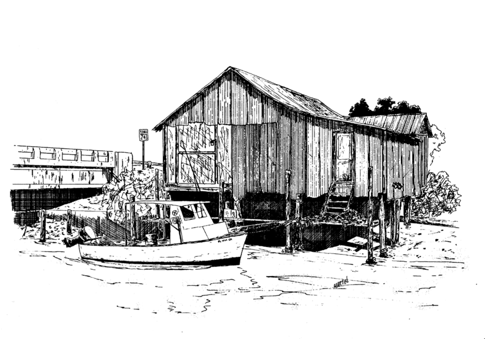Fish House - Cedar Key