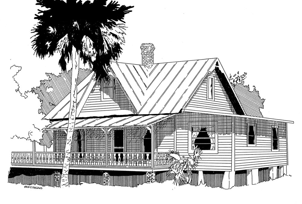 Goose Cove Home - Cedar Key