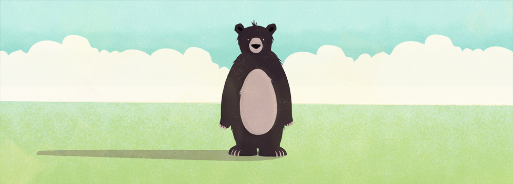 Crofters Organic unused bear Dina Makanji