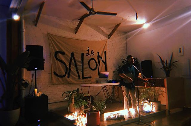 Last night at Le Salon: LA // 🌓