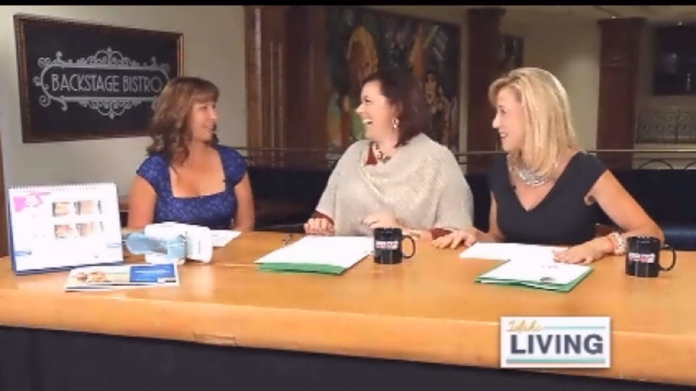 Spa thirty five manager joy dethorne on idaho living television show