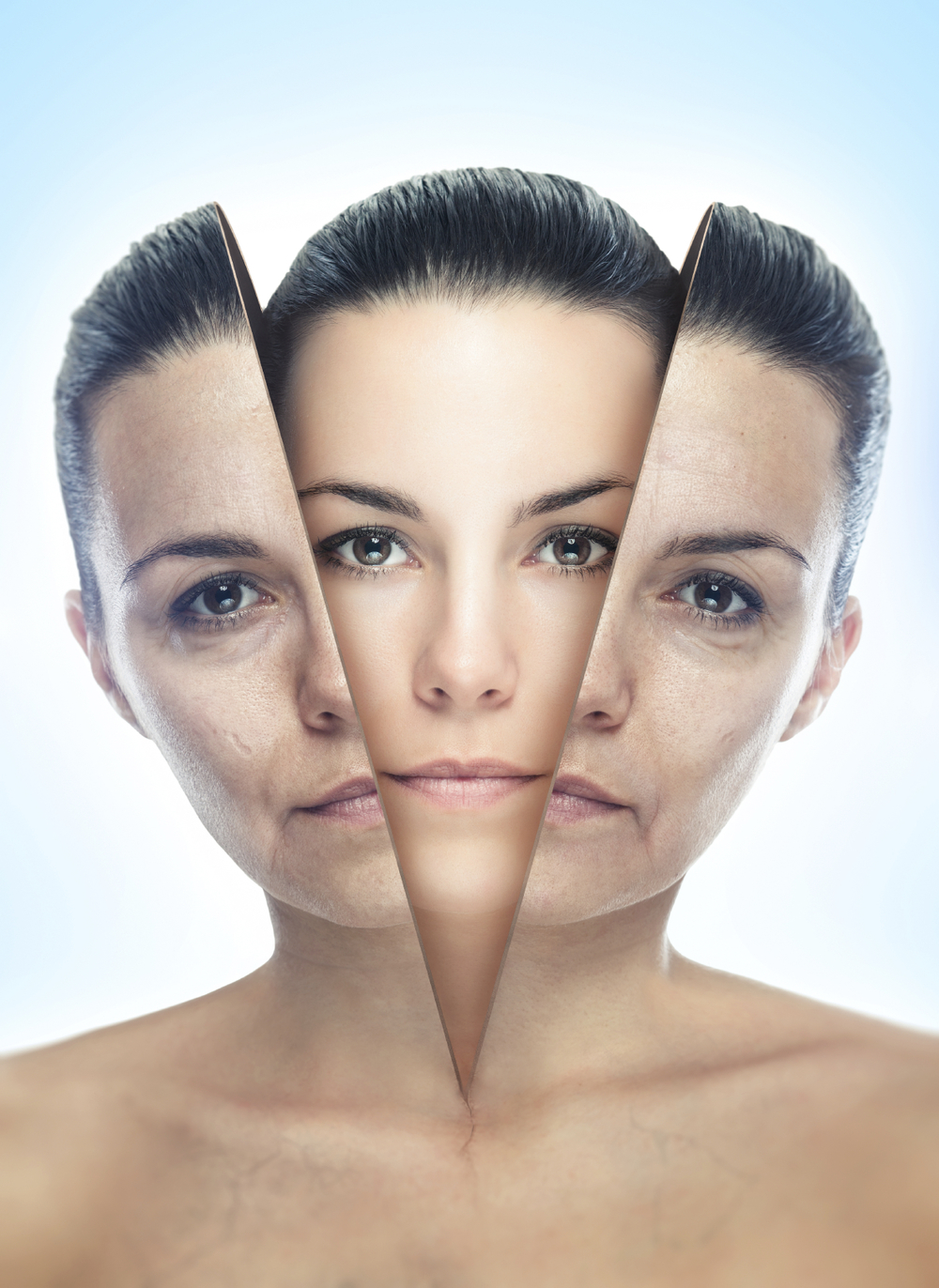 Anti-Aging. Many Take a Cosmetic Perspective.
