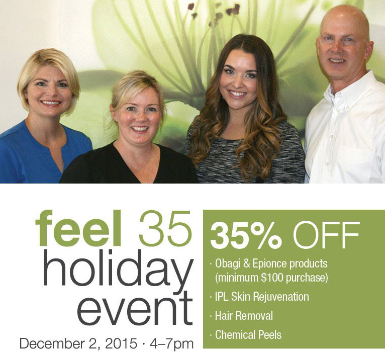 Big Savings on Botox, Obagi, Juvederm, CoolSculpting