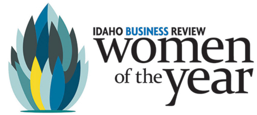 Women of the Year Idaho Business Review Graphic