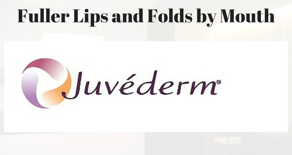 Juvederm for Fuller Lips and Nasolabial fold around the mouth