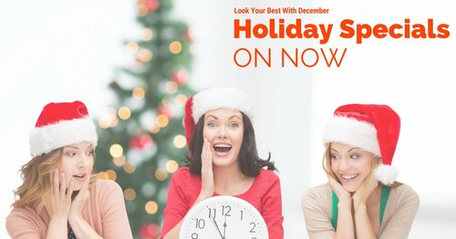 December Holiday Specials All Month Long Plus 12 Days Of Christmas
