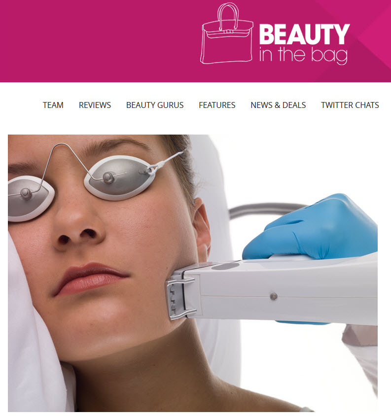 click the image to read the article. Profound non-surgical face lift and skin tightening procedure creates 30-80% the results of a surgical face lift