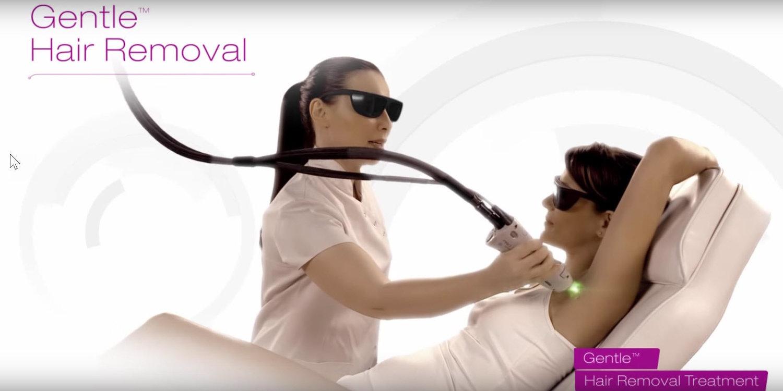 Laser Hair Removal Bikini Legs Underarms Face Arms Back - Laser hair removal face