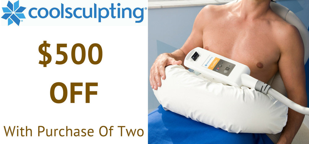 CoolSculpting non-surgical fat removal. Compare to Lipo Suction and Smart Lipo