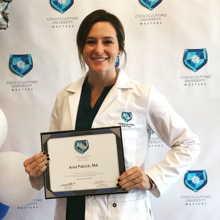 Master Certification For Coolsculpting The Only Masters In Idaho
