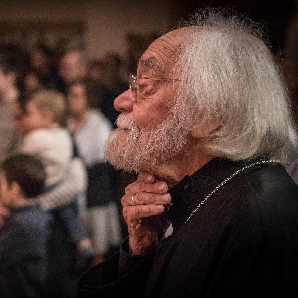 Father Sergei Glagolev: An Appreciation - HARRISON RUSSIN