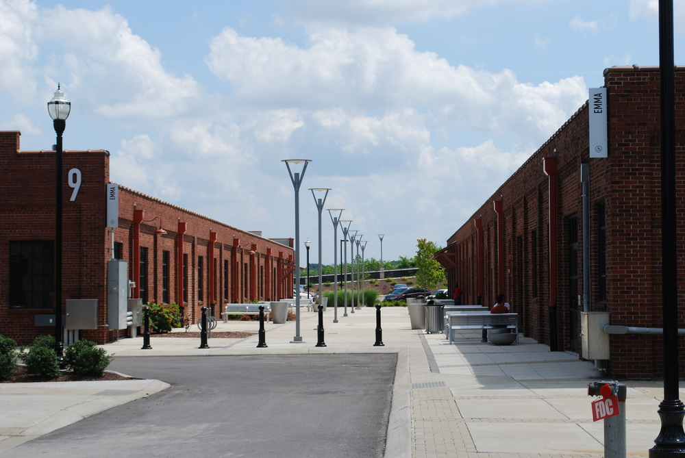 Trolley Barns Shell Buildings