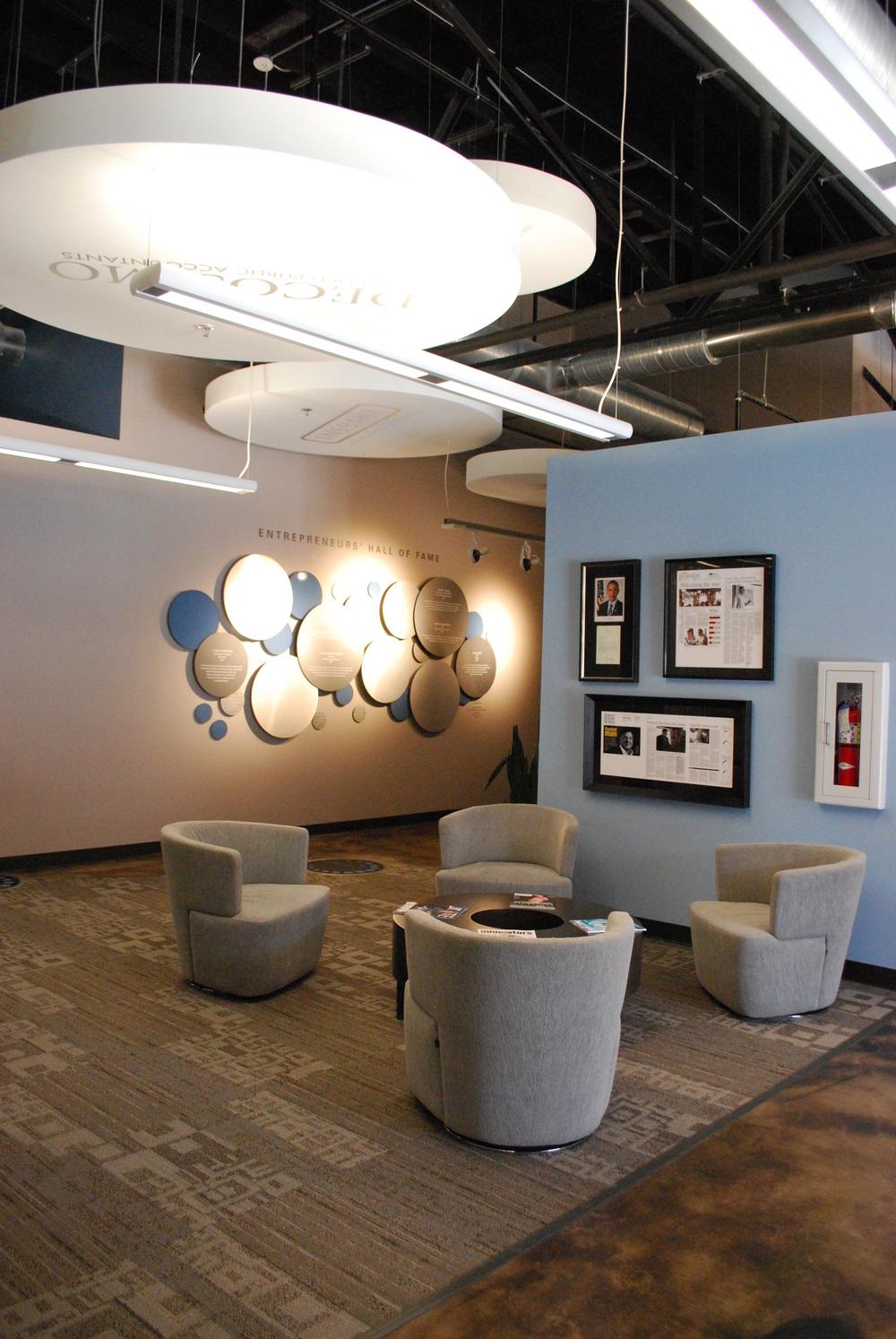 Entrepreneur Center Break Area