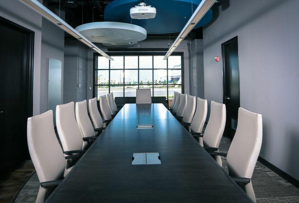 Entrepreneur Center Conference Room