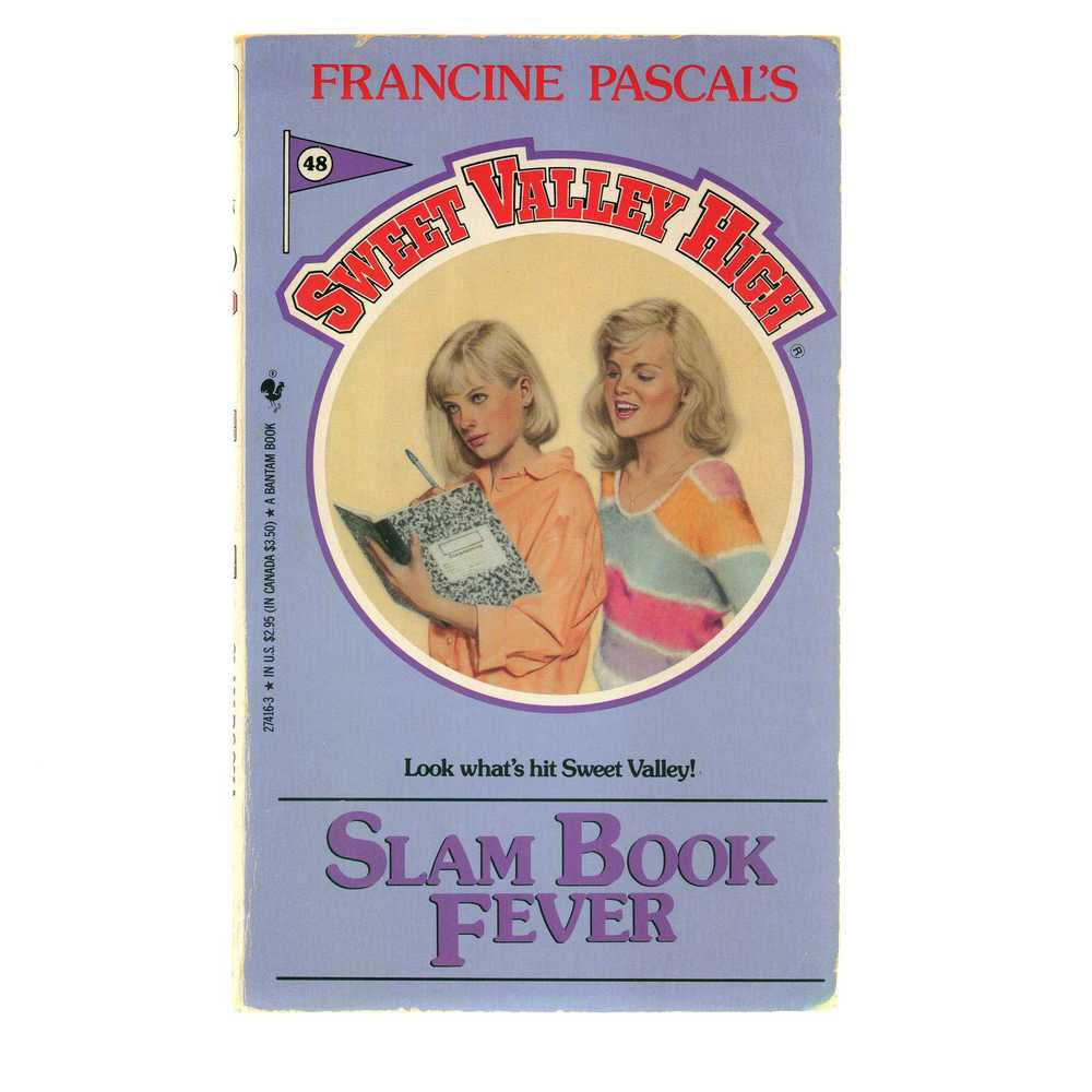 Sweet Valley High Book