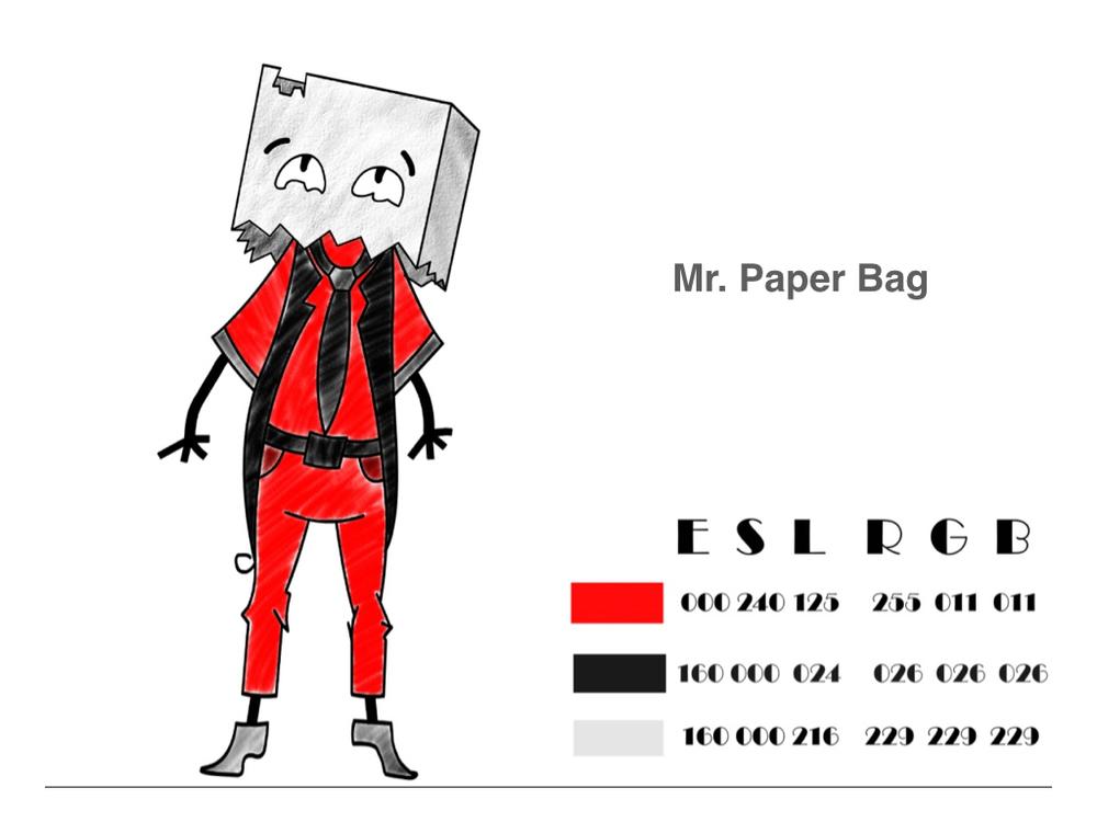 Mr. Paper Bag