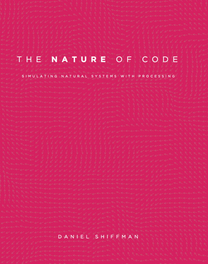 Book cover of 'The Nature of Code'