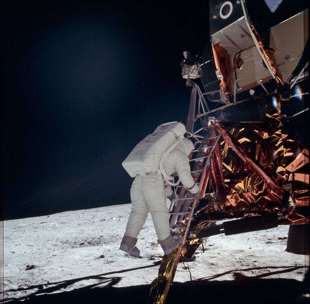 Photo via the Apollo archive linked below