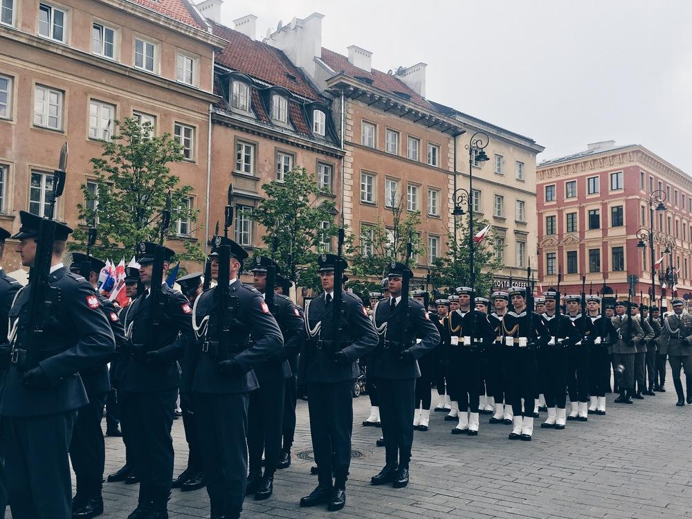 Senatorska Street, Warsaw