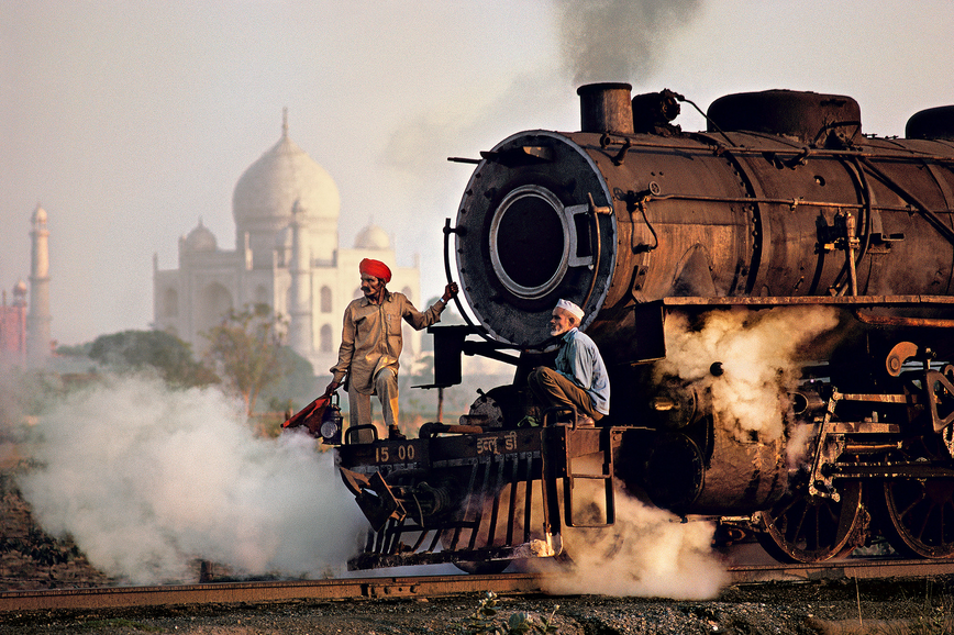 McCurry photograph from the NYTimes article linked below