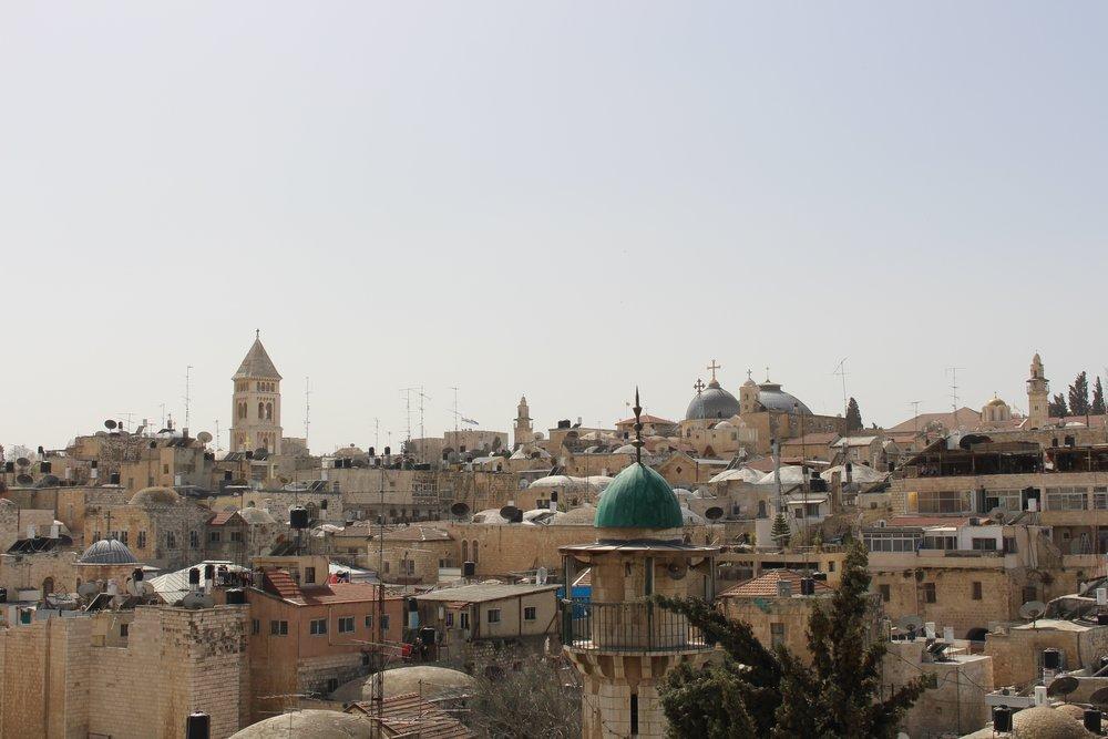 Jerusalem 2016, JCPW