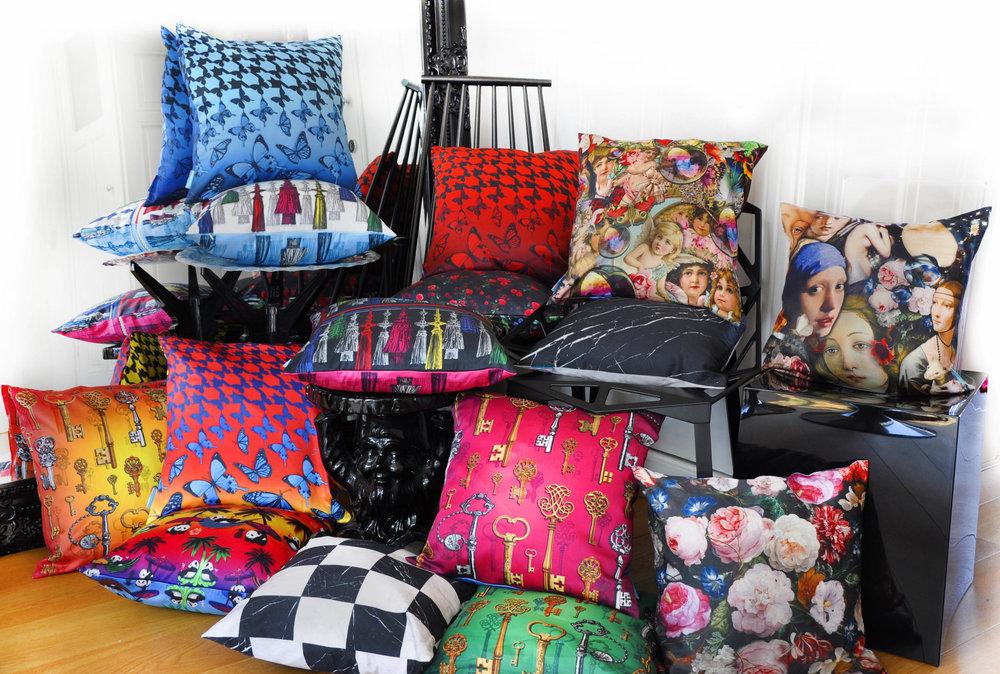 Furniture Throw Pillows