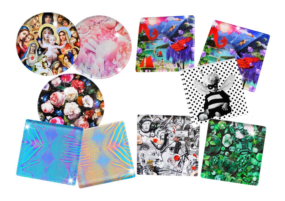 SHOP COASTERS - DINE IN STYLE