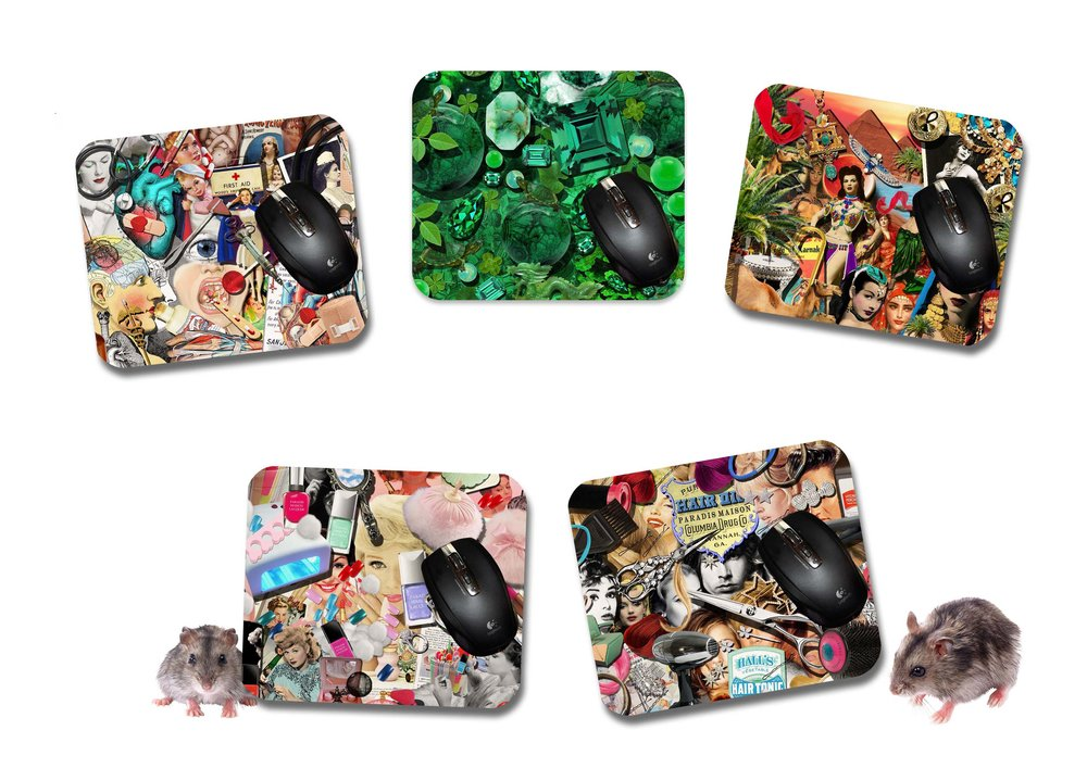 SHOP MOUSE PADS - LOVE YOUR OFFICE