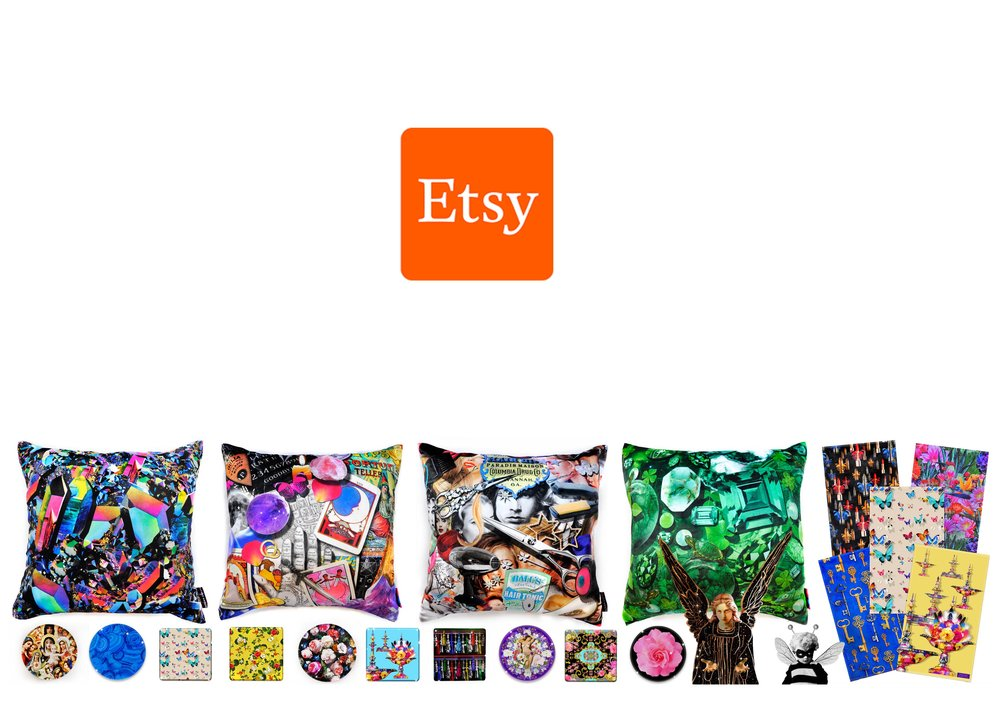 PREFER TO CHECKOUT ON ETSY? - NO WORRIES! CLICK HERE TO GO TO OUR ETSY STORE